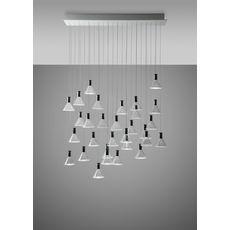 Подвесной светильник Fabbian MULTISPOT F32 A50/60, фото 1