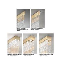 Потолочный светильник Fabbian LAMINIS F33, фото 2