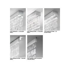 Настенно-потолочный светильник Fabbian TILE D95, фото 2