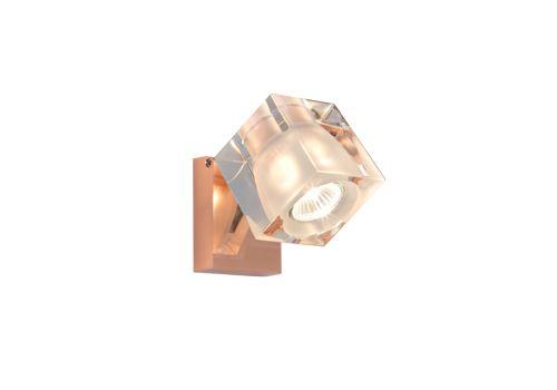 Настенно-потолочный светильник Fabbian CUBETTO D28 G89, фото 1