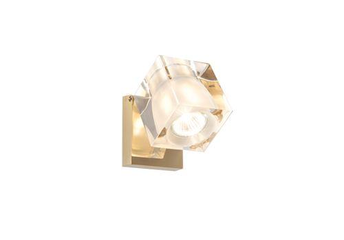 Настенно-потолочный светильник Fabbian CUBETTO D28 G90, фото 1