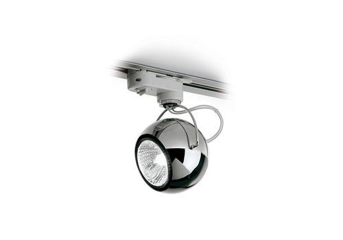 Настенно-потолочный светильник Fabbian BELUGA STEEL  D57 J03, фото 1