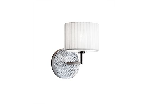 Настенный светильник Fabbian DIAMOND&SWIRL D82 D01, фото 1