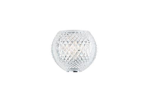 Настенный светильник Fabbian DIAMOND&SWIRL D82 D99, фото 1