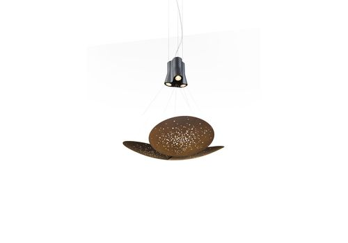 Подвесной светильник Fabbian LENS F46 A05/07, фото 1