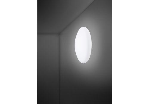 Настенно-потолочный светильник Fabbian LUMI F07 G-White, фото 1