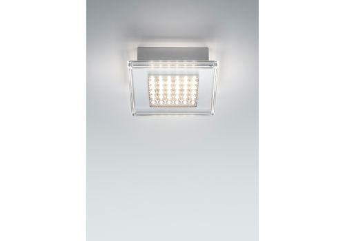 Встраиваемый светильник Fabbian QUADRILED F18 G01/02, фото 1