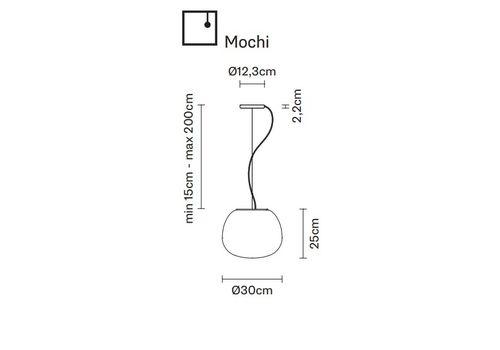 Подвесной светильник Fabbian LUMI F07 A05/A07/A41/A01/A37, фото 2