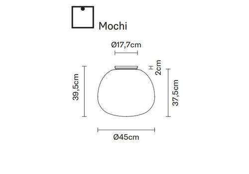 Потолочный светильник Fabbian LUMI F07 E-Mochi, фото 2
