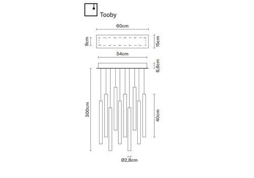 Подвесной светильник Fabbian MULTISPOT F32 A08/18, фото 1