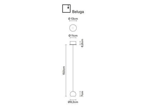 Подвесной светильник Fabbian MULTISPOT F32 A21 00, фото 2