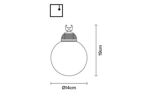 Потолочный светильник Fabbian FREELINE F44 L21/L22/L23/L24, фото 2